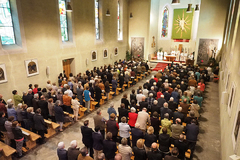 Cantars 2015, Kirche Gampel
